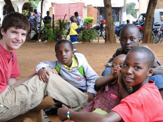 David in Africa