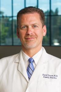 Dr. David Saxon